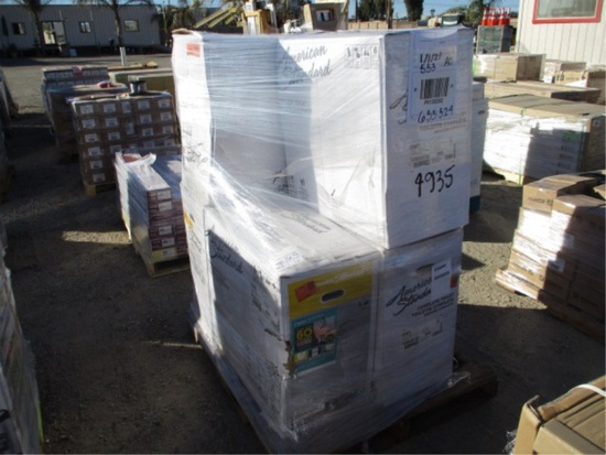 Pallet Of (5) American Standard White Toilets