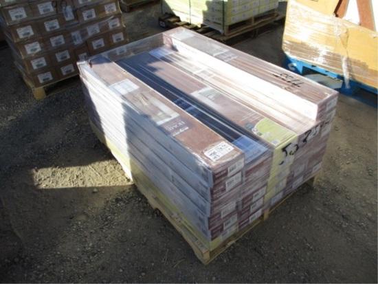 Lot Of 503 Sq Ft Home Decor Laminate Flooring,