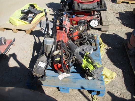 Lot Of Misc Power Tools,