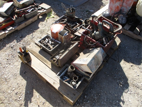 Lot Of Misc Hand Tools, Power Tools,