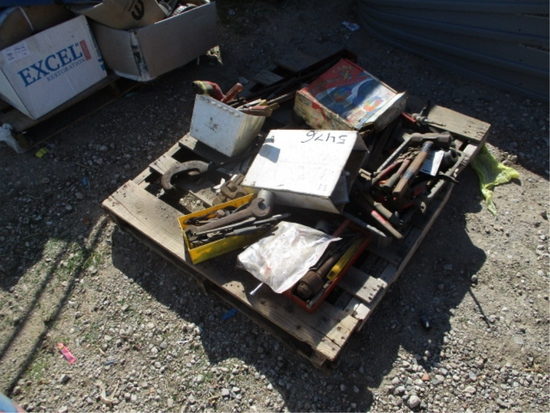 Lot Of Misc Hand Tools, Screw Drivers, Clamp,