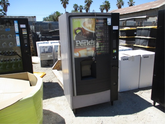 Crane 633 Coffee Vending Machine
