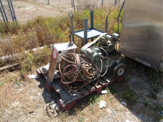 Senco Electric Air Compressor, Nail Guns,