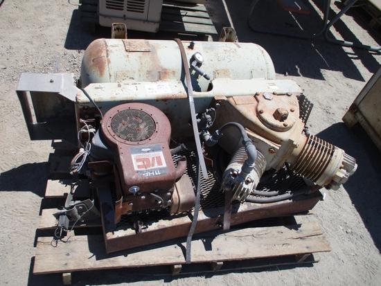 Gas Powered Air Compressor,