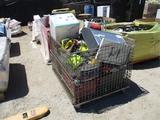 Crate Of Hampton Bay Ventilation Fans,