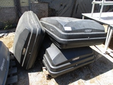 Lot Of (3) Voyager XL Cargo Carriers,