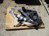 Lot Of Misc Hitch Receivers