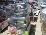 Lot Of (8) Various Lawn Mowers