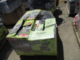 Lot Of (4) Gas Powered Pressure Washers,