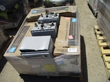 Lot Of Various Tankless Water Heaters,