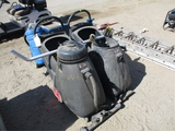 Lot Of (2) Viper SN18WD Floor Cleaners