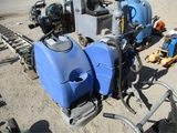 Lot Of (2) Electric Floor Cleaners