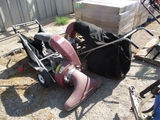 Lot Of (2) Parker Gas Powered Blowers,