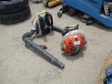 Stihl BR500 & Magnum Gas Leaf Blowers