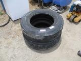Lot Of (2) Yokohama 295/75R 22.5 Tires