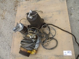 Lot Of (3) Electric Water Pumps