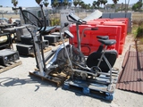 Lot Of (3) Misc Workout Machines