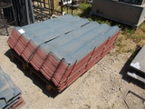 Lot Of Misc Corrugated Roof Panels