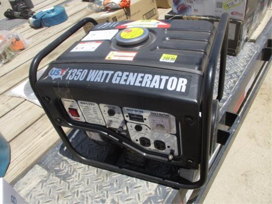 UST Gas Powered Generator,