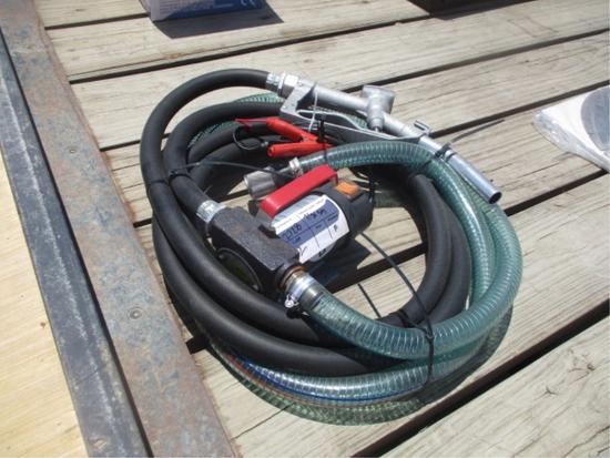 Unused 12V Diesel Fuel Pump,
