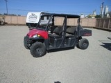2016 Polaris Ranger Crew Utility Cart,