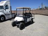 2015 EZ-GO Electric Golf Cart,