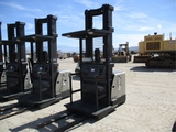 Crown 3400 Narrow Isle Stand Up Forklift,