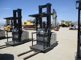 Crown SP3200 Narrow Isle Stand Up Forklift,