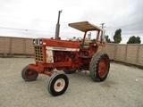 International 766 Farmall Ag Tractor,