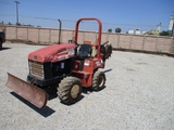 2006 Ditch Witch RT40 Ride-On Trencher,