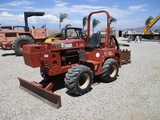 Ditch Witch 5700DD Ride-On Trencher,