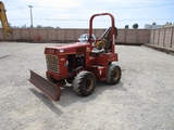 Ditch Witch 3700 Ride-On Trencher,