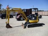 2019 Kobelco SK35 SR-6E Mini-Hydraulic Excavator,