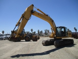 2006 John Deere 270C LC Hydraulic Excavator,