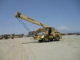 Lorain LRT275D Hydraulic Rough Terrain Crane,