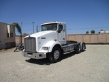 2009 Kenworth T800 T/A Truck Tractor,