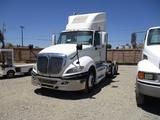2014 International Prostar T/A Truck Tractor,