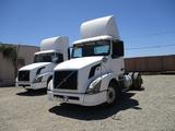 2010 Volvo VLN300 S/A Truck Tractor,