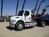 2011 Freightliner M2 S/A Truck Tractor,