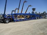 2000 Sun Valley Car Carrier T/A Car Carrier,