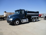 2004 Freightliner Columbia T/A Transfer Dump Truck