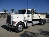 Peterbilt 359 T/A Dump Truck,