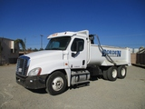 2011 Freightliner Cascadia T/A Dump Truck,