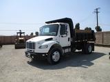 2009 Freightliner M2 S/A Dump Truck,