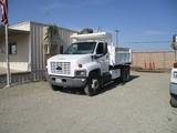 2006 Chevrolet C6500 S/A Dump Truck,