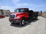 2005 International 4400 S/A Dump Truck,
