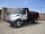 2002 International 4400 S/A Dump Truck,