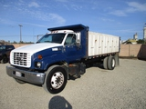 2000 Chevrolet C6500 S/A Flatbed Dump Truck,