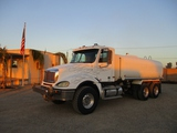 2001 Freightliner Columbia T/A Water Truck,