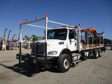2009 Freightliner M2 T/A Boom Truck,